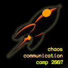 Chaos Communication Camp 2007 logo